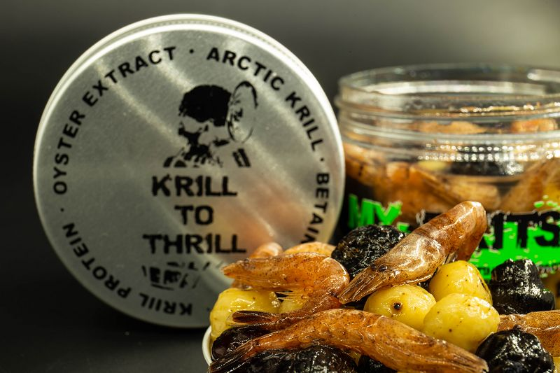 "Hi-Natural Black ´n White Tigers  ""Krill to Thrill"""