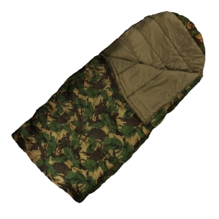 Spací vak Camo / Dpm Crash Bag (3 Season)